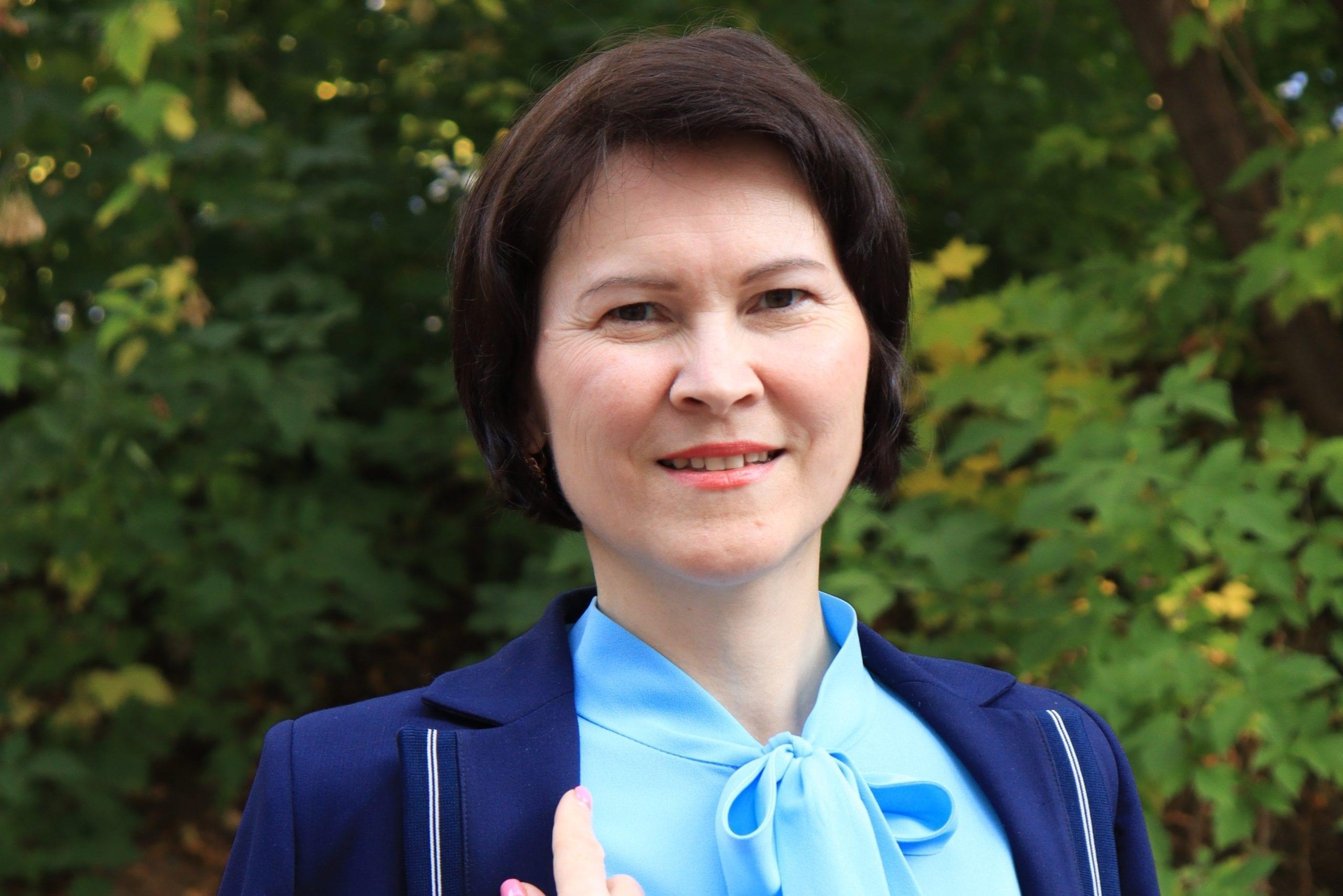 Фото председателя удмурт нылкышно кенеш Елены Васильевны Миннигараевой