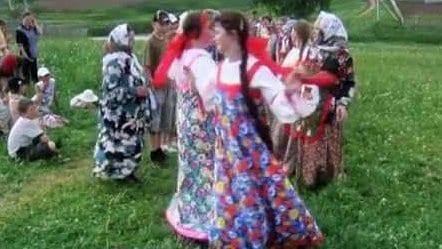 Обложка видео этника русские