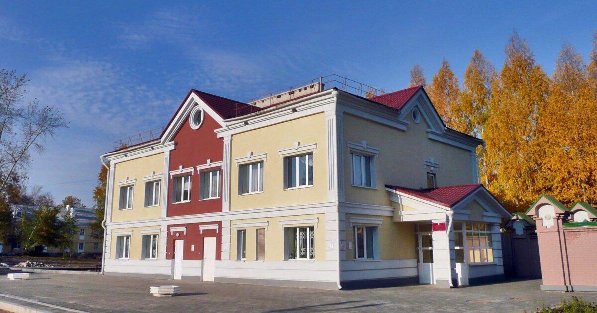 Фотография здания министерства национальной политики Удмуртской Республики