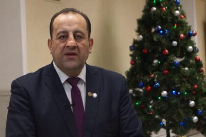 Обложка видео Поздравление от народов Удмуртии. Армяне
