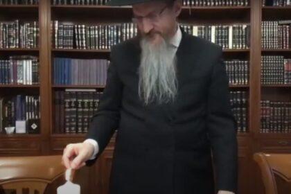 еврейский День Катастрофы, зажжение свечей в онлайн