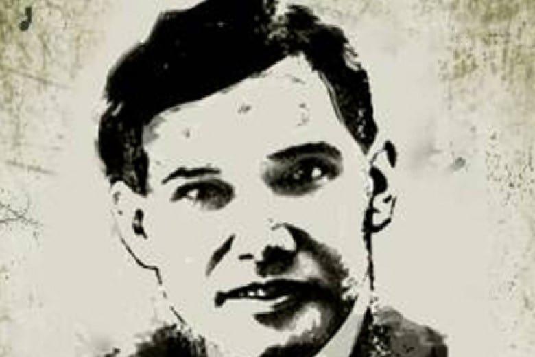 Кузебай Герд, черно-белое фото
