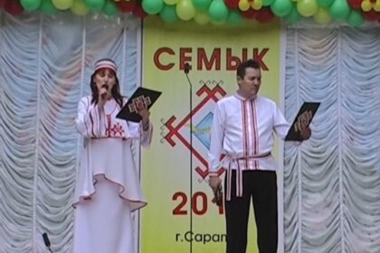 Фото из видеоархива Семык 2010