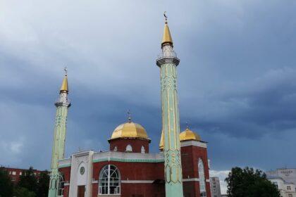 Фото ижевской центральной мечети