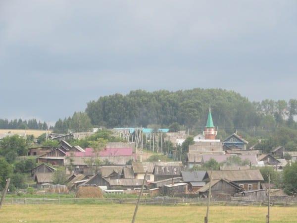 Фото деревня кестым общим планом