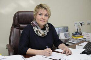 фото министра национальной политики Удмуртии Лариса Буранова