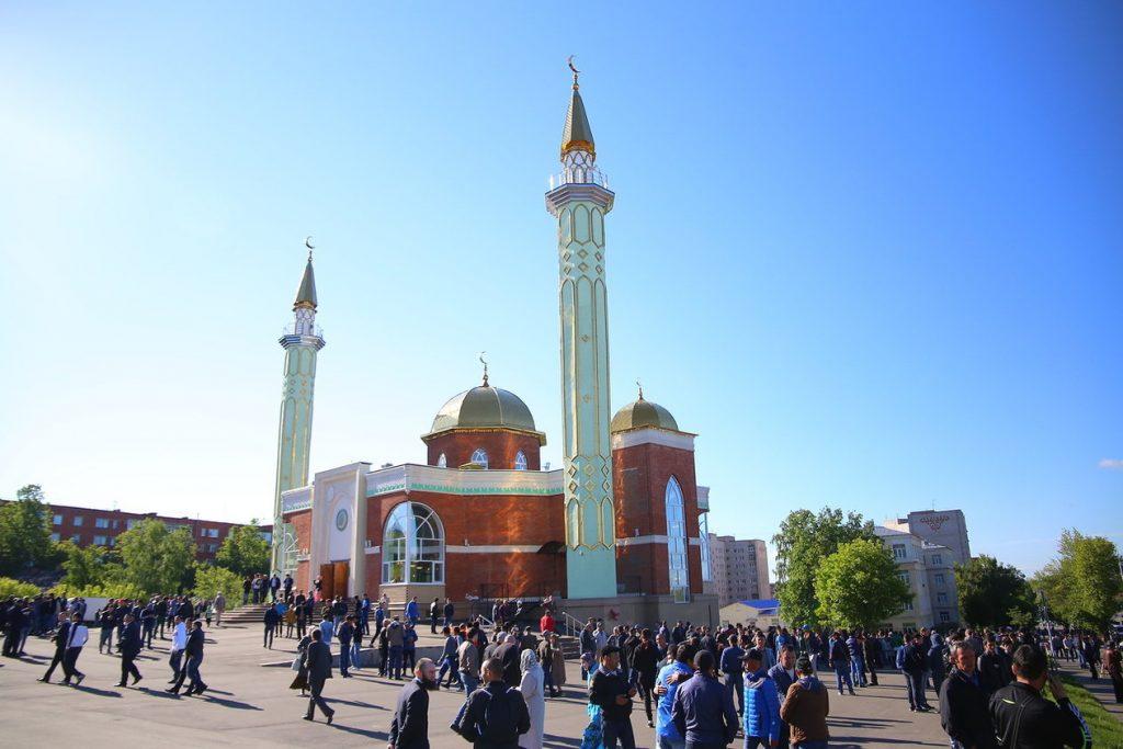 фото мечеть ураза байрам в ижевске