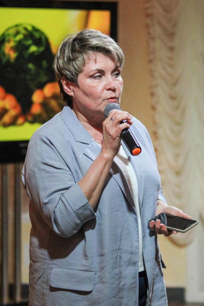фото Министр национальной политики Удмуртской Республики Лариса Буранова