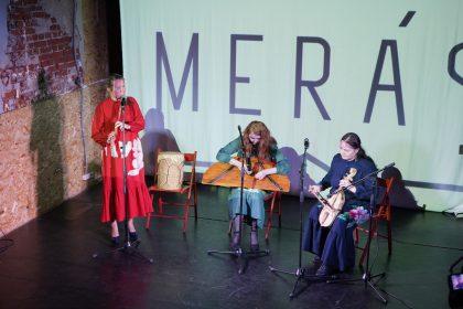 фото выступление этнографических коллективов Удмуртии