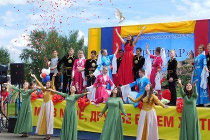 фото с праздника вардавар